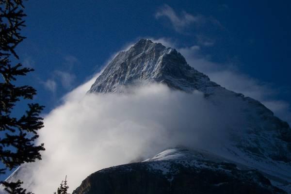 Mt Robson Canada