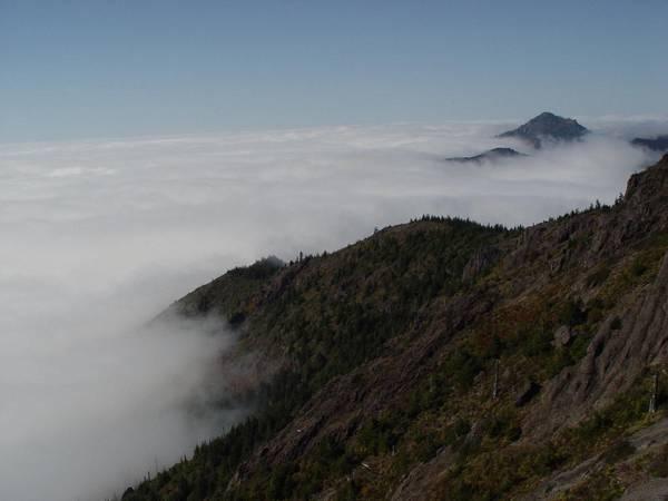 Above The Clouds - Oregon Cascades