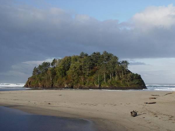 Proposal Rock - Oregon Coast