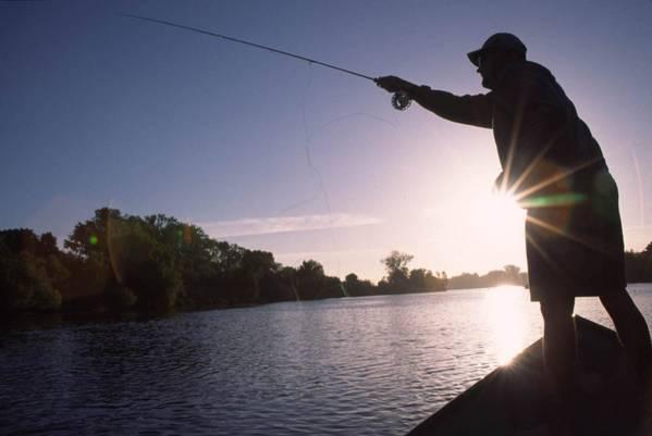 Casting American River