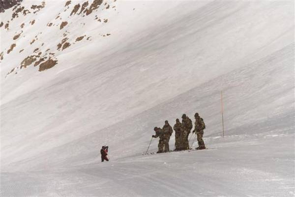 Prtillo Ski Trip