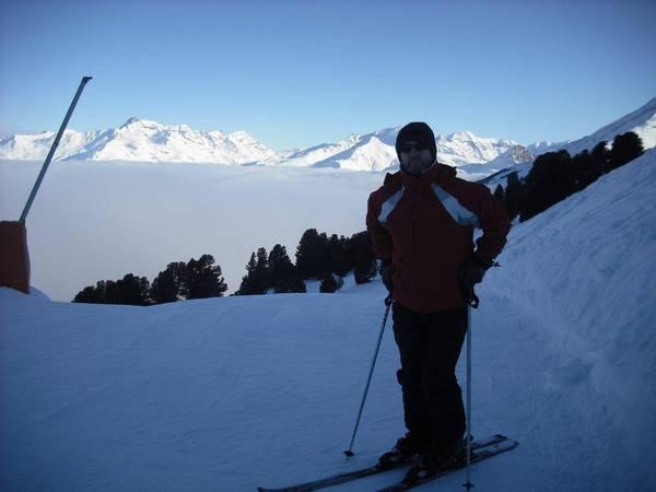 La Norma - Near the top