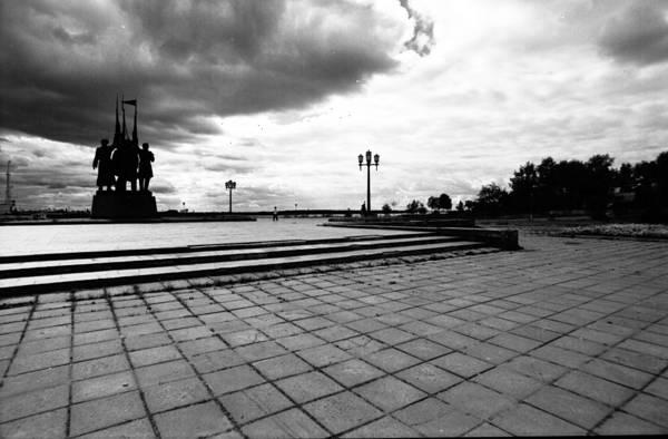 Arkangelsk august 2003