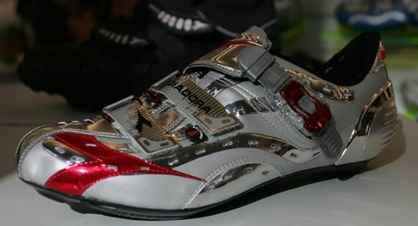 Diadora Proracer Chrome bike shoe