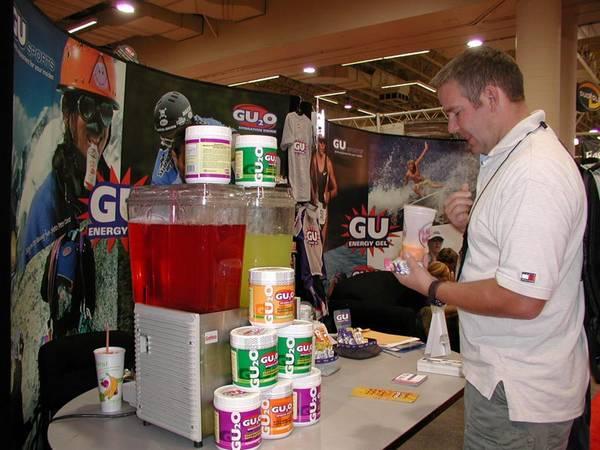 GU Booth