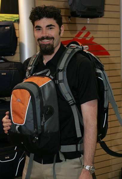 High Sierra Travel Pack