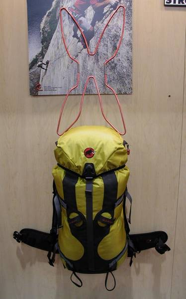 Mammut Flight Pack and Butterfly Suspension