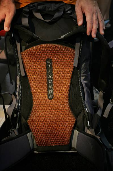 Osprey Airscape pack system