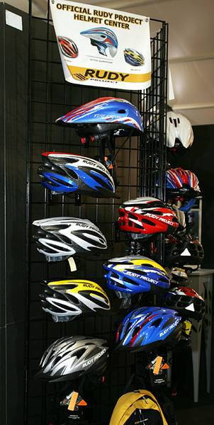 Rudy project helmets